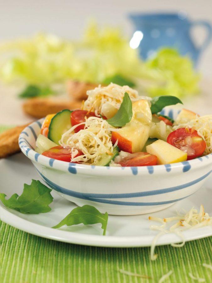 Bolgár saláta