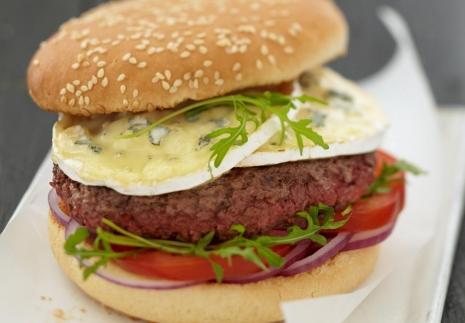 Hamburger Bresse Bleuvel