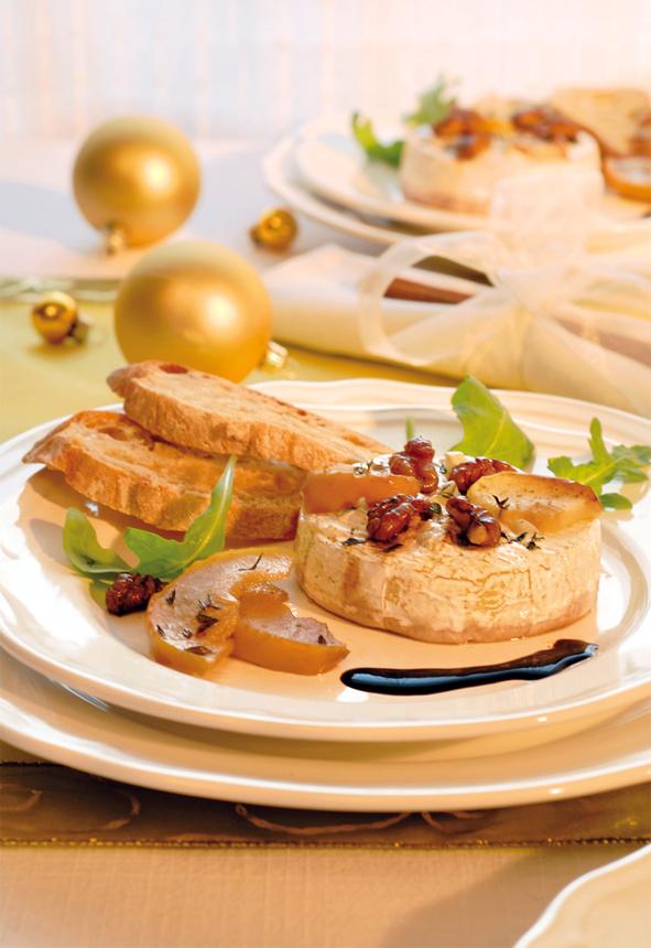 Karácsonyi Camembert