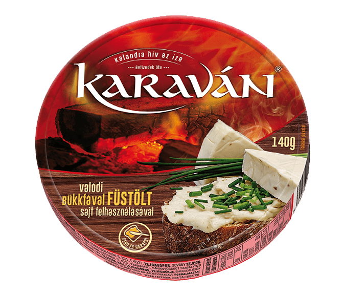 Karaván Kockasajt