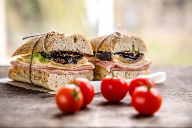 Kiadós szendvics bármilyen alkalomra
