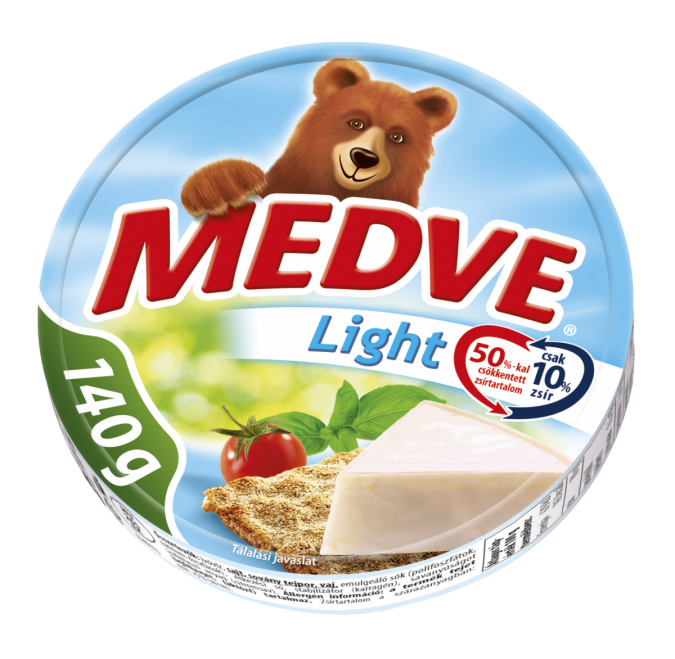Medve Sajt Light