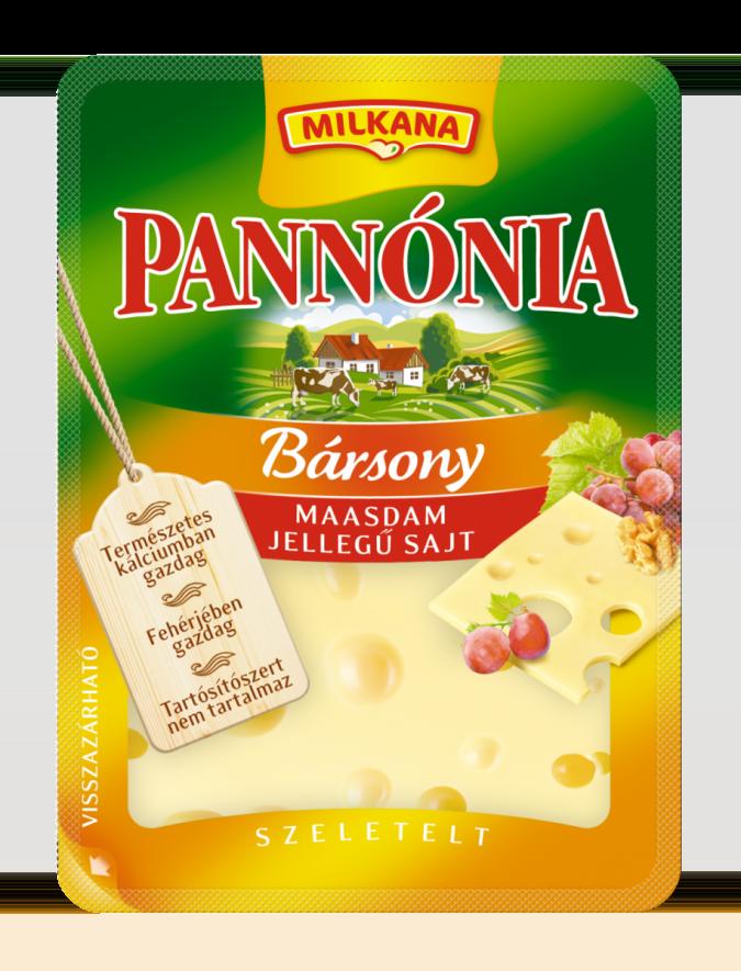 Pannónia Bársony Szeletelt