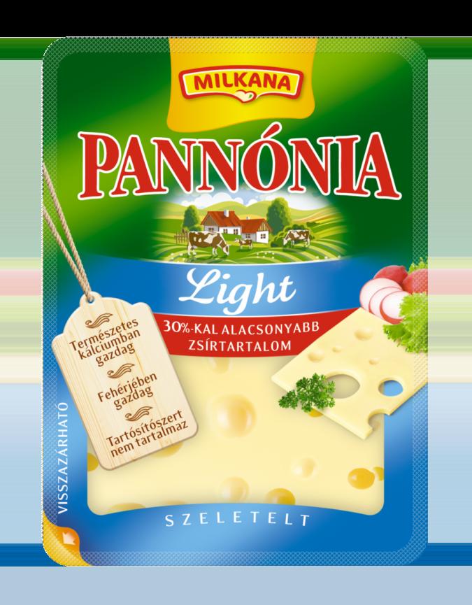 Pannónia Light Szeletelt