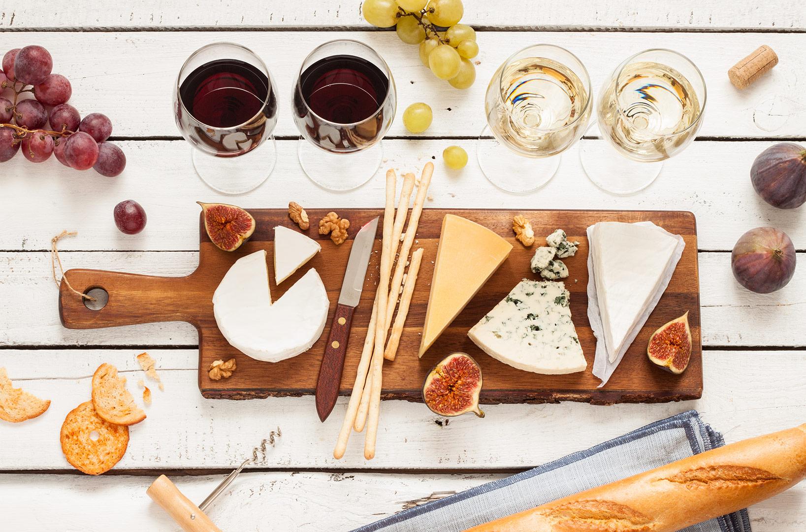 Sajt és bor – valóban csak a sznobok csinálják?