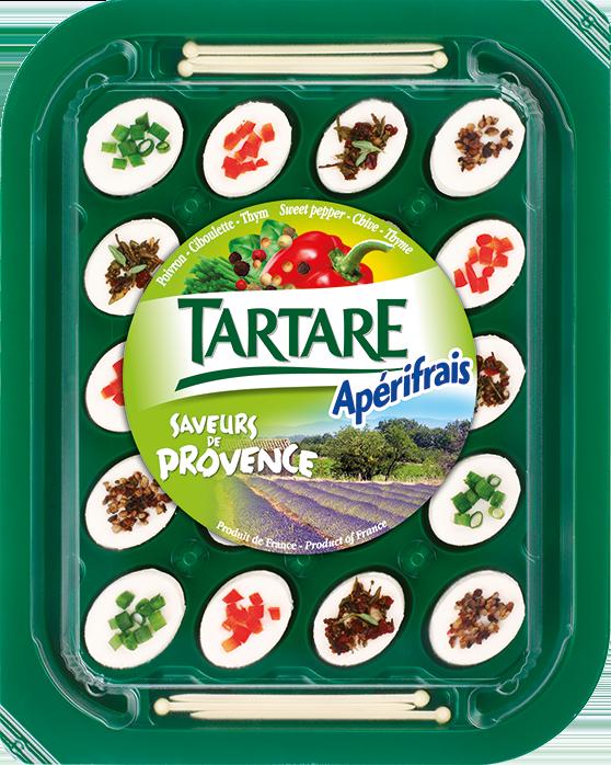 Tartare Apérifrais Provance