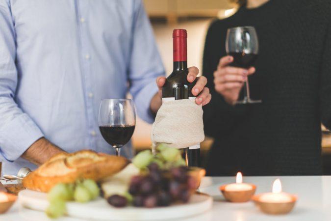 Egy pohár bor mellé