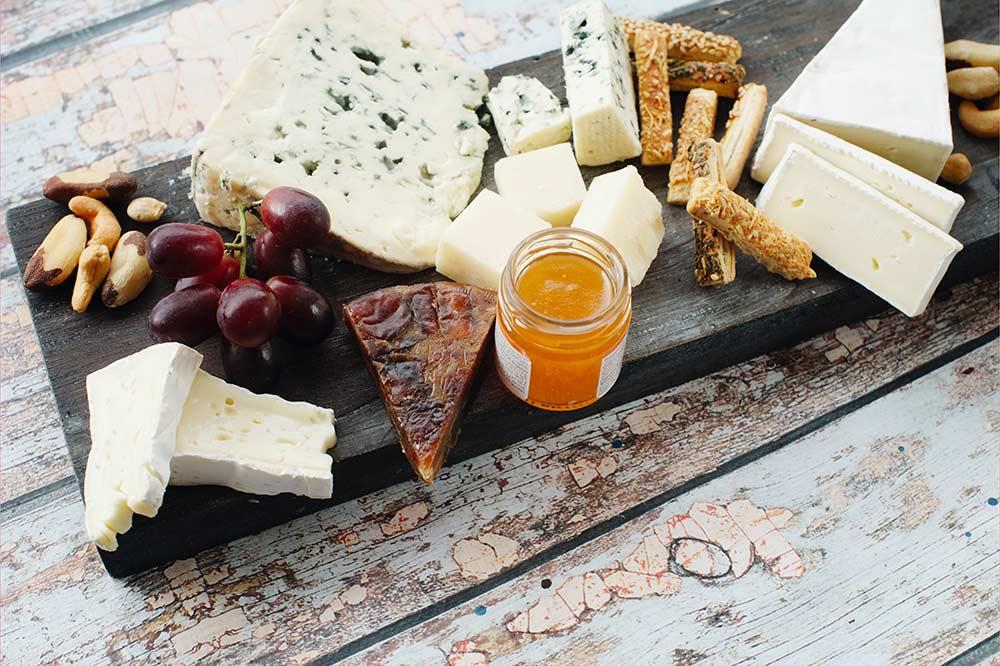 Így készíts sajttálat!