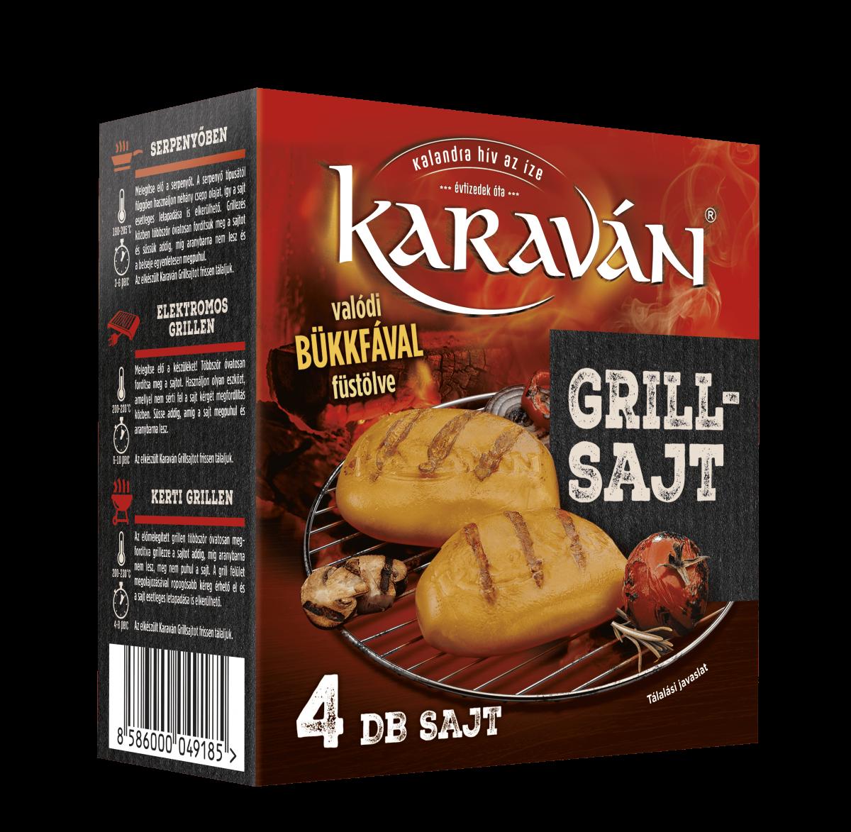 Karaván Grillkorong Paradicsom-Oregánó
